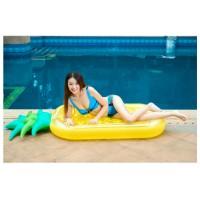 Riesige Ananas Aufblasbarer Pool Floß Schwebebett Wasserspielzeug
