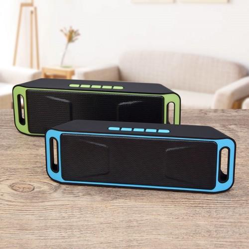 Drahtloser Bluetooth-Lautsprecher für den Außenbereich