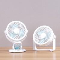 Usb-Clip-Fan-Kinderwagen-Clip-Fan kreativer stiller Mini-Desktop-Studentenfan