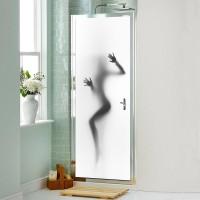 Neue 3D Sexy Schatten Tür Wandbild Tapete Aufkleber Vinyl Abnehmbare Aufkleber für Haus Raumdekoration