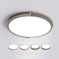 36W LED Deckenleuchte mit Fernbedienung - Runde Deckenlampe Ultra-dünne 5cm für Schlafzimmer Wohnzimmer Kinderzimmer, Dimmbar