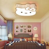 LED Deckenleuchte für´s Kinderzimmer 24 Watt Zweifarbige Lichtquelle Cartoonlampe für Jungen Mädchen