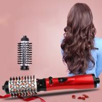 FECLCIA Heißluftkamm Automatischer Kräuselkamm Haartrockner Zwei in eins Konstante Temperatur Haartrockner Dauerwelle