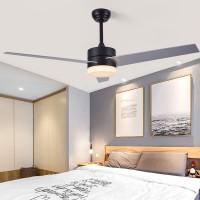 LED Deckenventilator Licht ,mit drei Flügeln, Mit fernbedienung, 12 W, 132cm