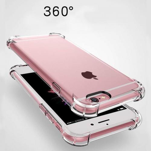 Vier-Eck-Anti-Drop-transparente Softphone-Tasche Kompatibel mit Samsung S10 Hülle,