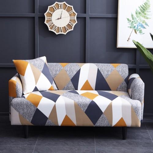 1/2/3/4 Sitzer Rutschfest Sofabezug Stretch weiche elastische Farbe schnelles Muster