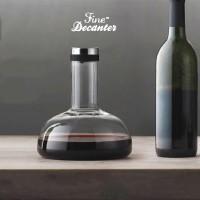 Rotwein Dekanter Verschnaufpause Karaffe - 1000 ML(35oz) - Bleifrei
