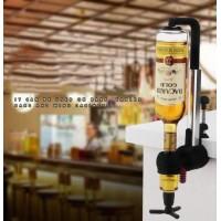 Clampable Einzelkopfausgießer-Dekanter-Getränkeausgabemaschine-Stange liefert Getränkemaschine