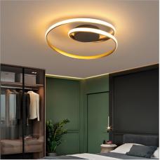 Einfache moderne Atmosphäre führte Deckenlampe kreative Persönlichkeit warmes romantisches Licht nordische Luxuslampen
