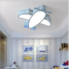 Kinderzimmer Deckenlampe Cartoon warme moderne minimalistische Zimmerlampe