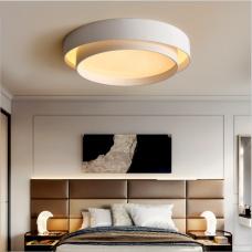 Nordische moderne minimalistische Deckenlampe Designer kreative Mode Schlafzimmer warme und romantische runde LED minimalistische Lampen