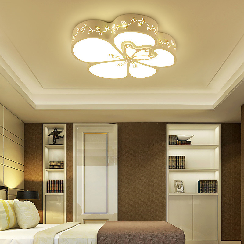 Deckenleuchten Licht & Beleuchtung Ultradünnen Led-deckenleuchte Dimmbare Einfache Dekoration Leuchten Studie Esszimmer Balkon Schlafzimmer Wohnzimmer Deckenleuchte