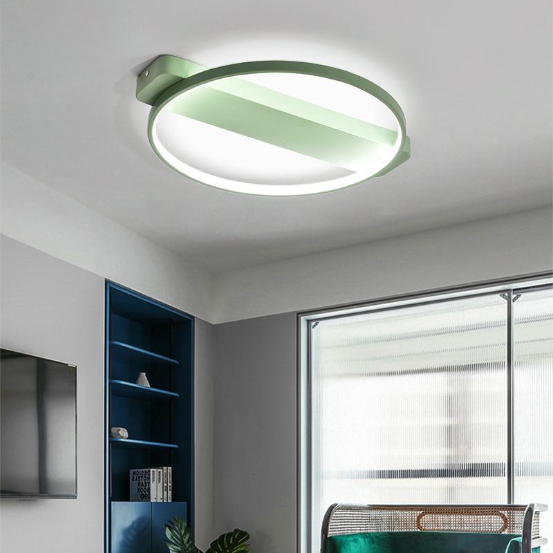 Deckenleuchte LED ultradünne 5 cm Kreative Deckenlampe Kinderzimmer  Deckenleuchte Jungen Und Mädchen Schlafzimmer Deckenlampe